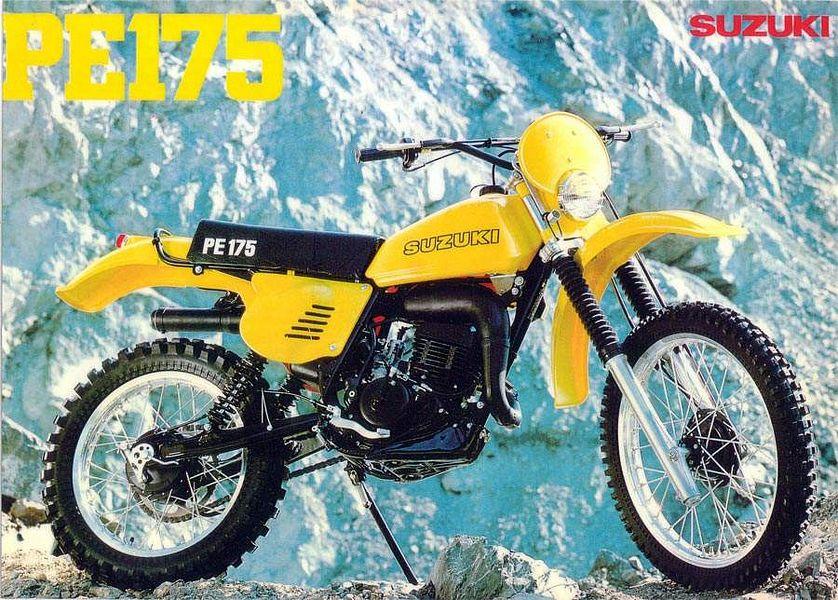 Suzuki PE 175 (1980)
