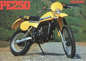 Suzuki PE 250 (1981)