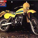Suzuki PE 250 (1982)