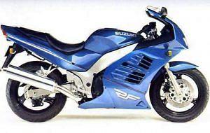 Suzuki RF 600R (1993-94)