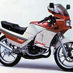 Suzuki RG125 Gamma (1985)