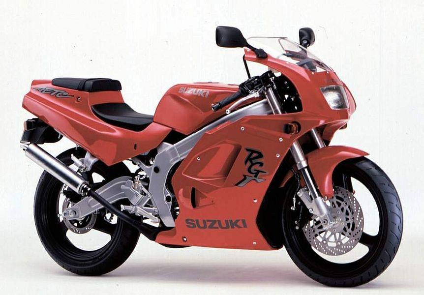 Suzuki RG200 (1992)