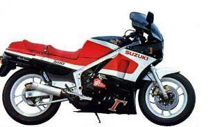 Suzuki RG 500 Gamma (1987)