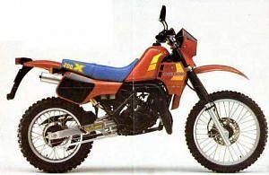 Suzuki RH 200X (1986)