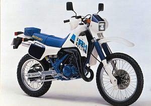 Suzuki RH 250X (1987)