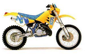 Suzuki RMX 250S (1991-92)