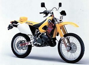 Suzuki RMX 250S (1996)