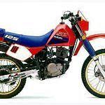 Suzuki SP 125 (1987-88)