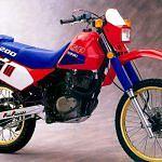 Suzuki SP 200 (1987-88)