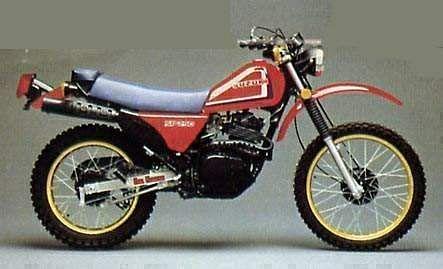 Suzuki SP 250 (1982-84)
