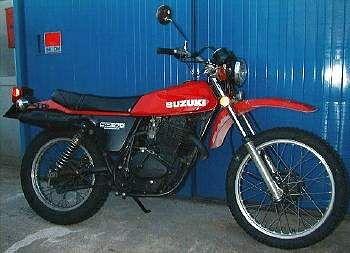 Suzuki SP370 (1978)
