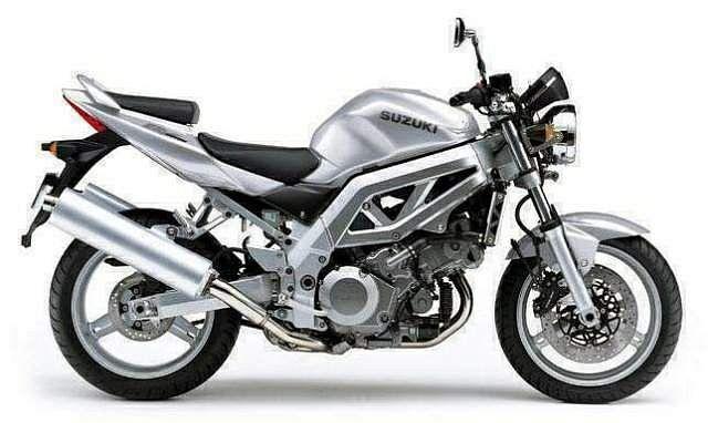 Suzuki SV1000N (2003-04)