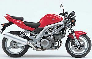 Suzuki SV1000N (2007-08)