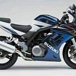 Suzuki SV1000SZ Special Edition (2005)