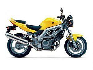 Suzuki SV650N (2005-06)