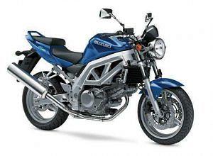 Suzuki SV650N (2003-04)