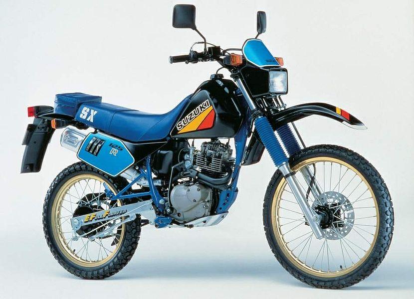 Suzuki SX125R (1985-86)