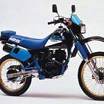 Suzuki SX125R (1987-88)