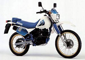 Suzuki SX125R (1989-90)