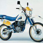 Suzuki SX200R (1985-89)