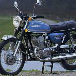 Suzuki T 500 (1971-73)