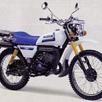 Suzuki TF 125 (2012-16)