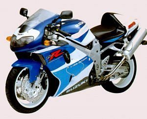 Suzuki TL1000R (1998-99)