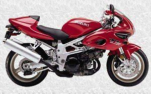 Suzuki TL 1000S (1997-98)