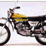 Suzukit TS185 (1971-72)