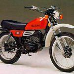 Suzukit TS185 Sierra (1977)