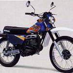 Suzuki TS 185ER (1992-99)