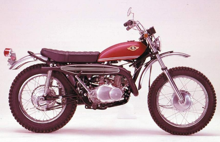 Suzuki TS250 (1969-72)