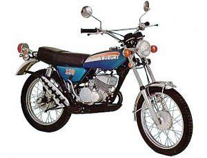 Suzuki TS125 (1974-76)