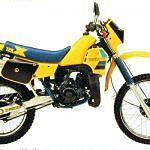 Suzuki TS125X (1984-87)