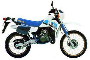 Suzuki TS125 (1987-89)