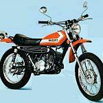 Suzuki TS250 (1973-75)
