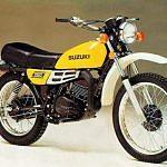 Suzuki TS250 (1976-77)