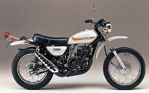 Suzuki TS400L (1974-75)