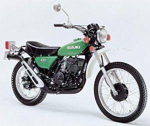 Suzuki TS400L (1976-79)