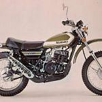Suzuki TS400L (1980-81)
