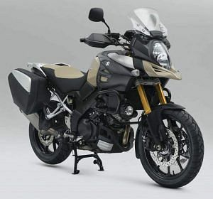 Suzuki V Strong 1000 Desert Editio (2015)