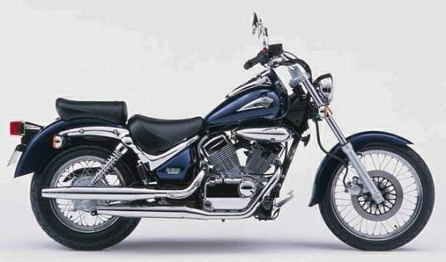 Suzuki VL250 Intruder (2000-04)