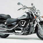 Suzuki VS 1400 GL Intruder (1997-01)
