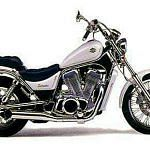 Suzuki VS 750GLP Intruder (1986-88)