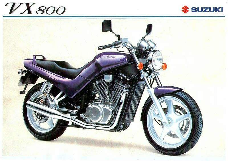 Suzuki VX 800 Highlander (1990-93)