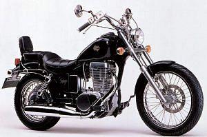 Suzuki LS400 Savage (1992-93)