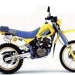 Suzuki DR 200 (1986-90)