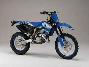 TM Racing SMR 125 (2005-07)