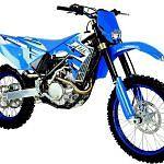 TM Racing EN 250 es (2008)