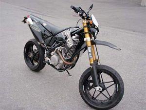TM Racing SMM 450 F Black Dream (2005-07)